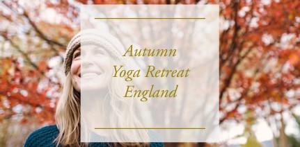 Yoga de l'Automne, séjour de Yoga kundalini au coeur de l''Angleterre.