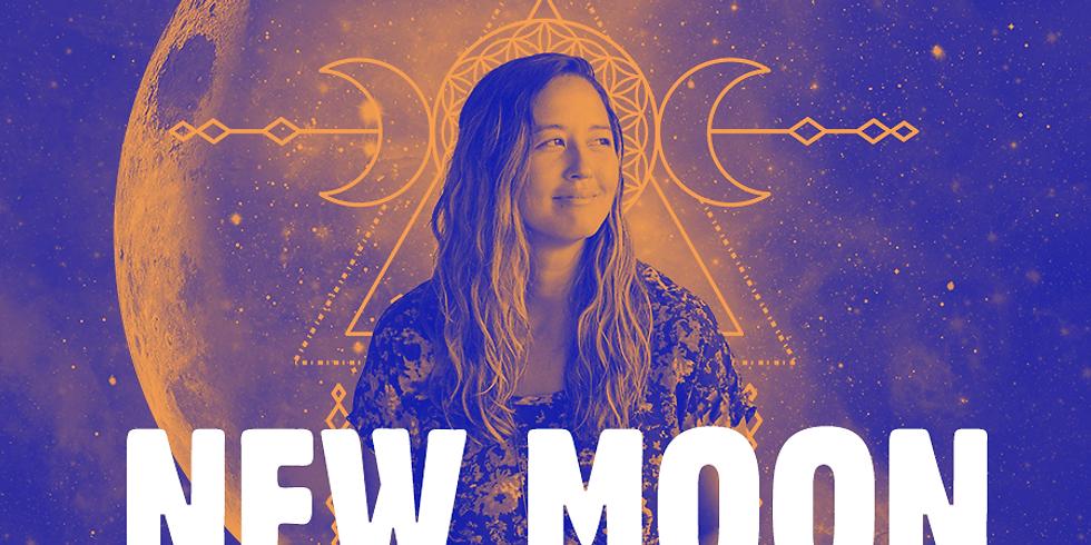 New Moon Kundalini Yoga