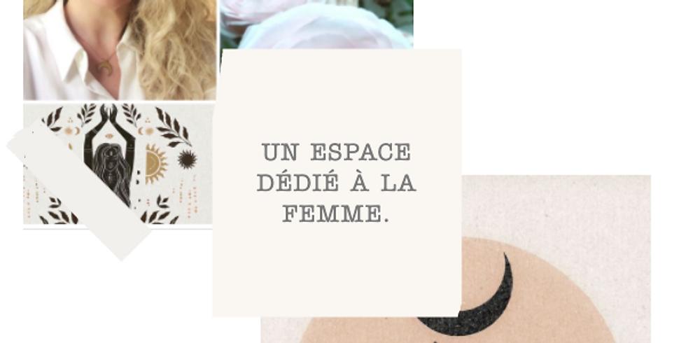 Formation holistique en ligne dédiée à la médecine du féminin.