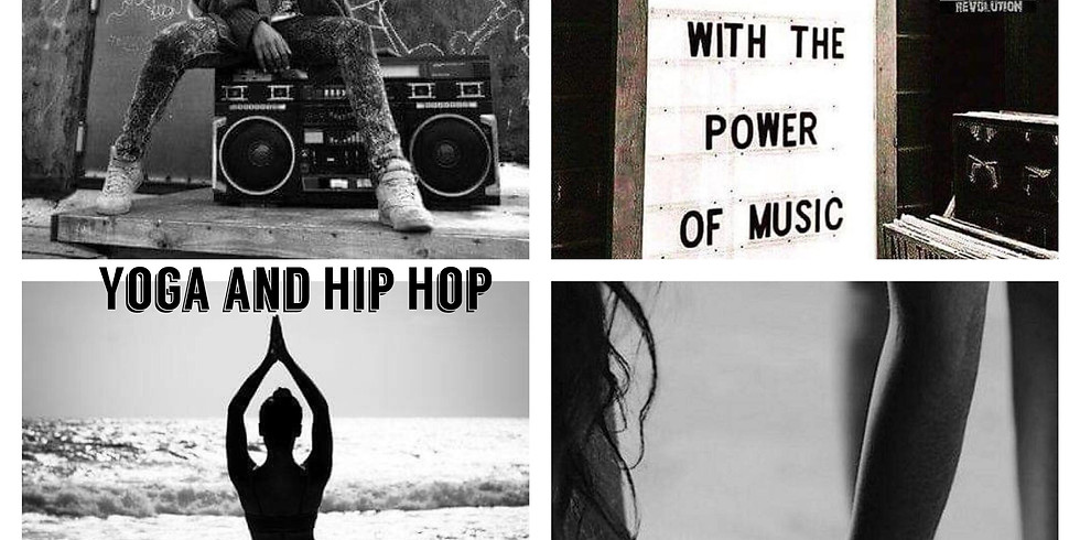 Cours Yoga And Hip-Hop