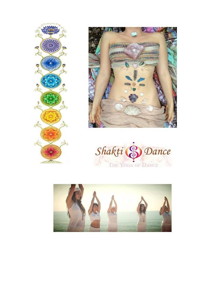 stage yoga kundalini et shakti dance à nantes le 9 juin. Développer son auto guérison