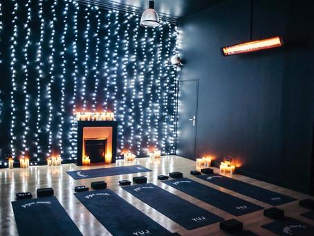 Voyage Sonore chez Yuj Yoga Paris.