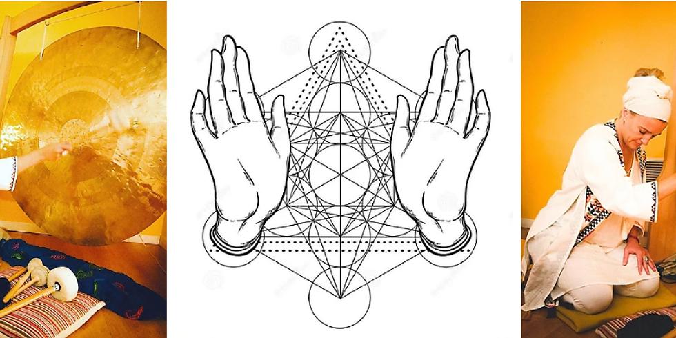 Méditation et relaxation vibratoire au gong