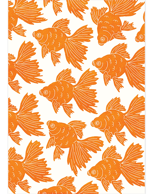 Goldfish - Art Print