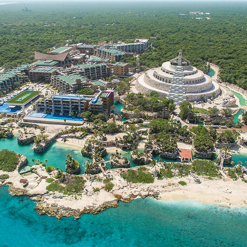 4 noches Hotel Xcaret