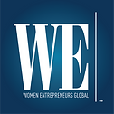 WE Global | Women Entrepreneurs Logo