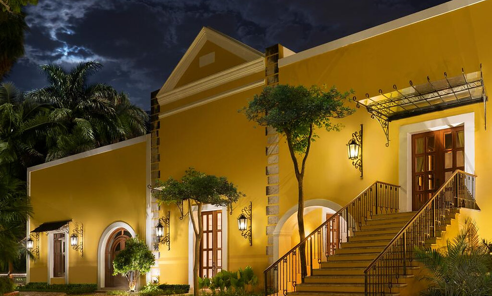 3 noches Hacienda Xcanatun