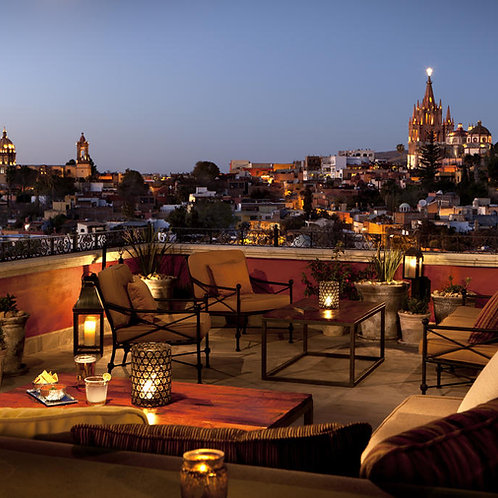 3 noches Rosewood San Miguel