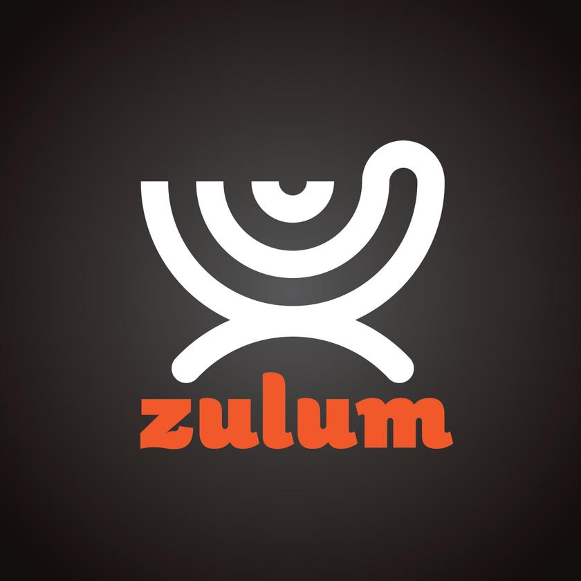 Logo Zulum, por Cincodemayo Branding