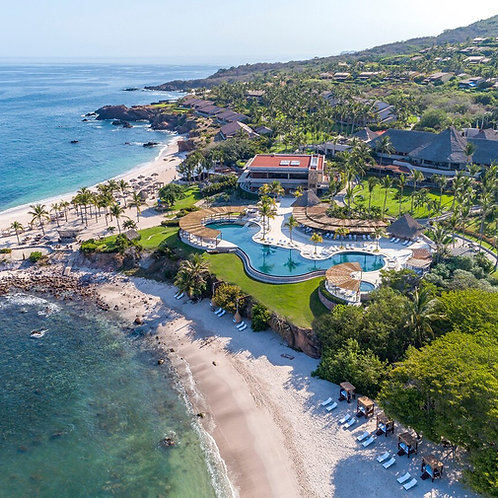 3 noches Four Seasons Punta Mita