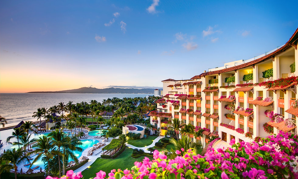 Grand Velas Riviera Nayarit  | 3 noches  | Ambassador Suite