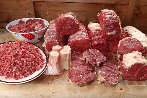 Beef: Whole, Side, or Quarter. Deposit