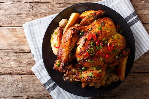 Whole Chicken- 3-3.5 pounds