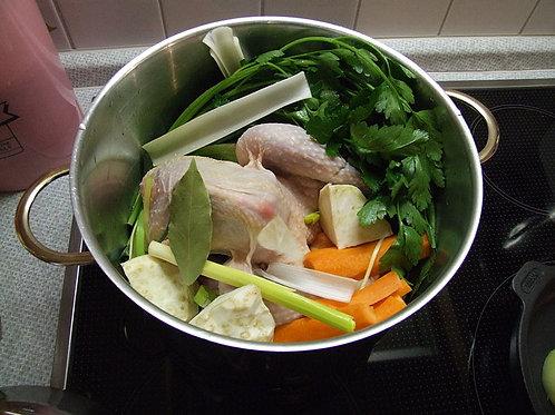 Chicken Bones- 5 pounds