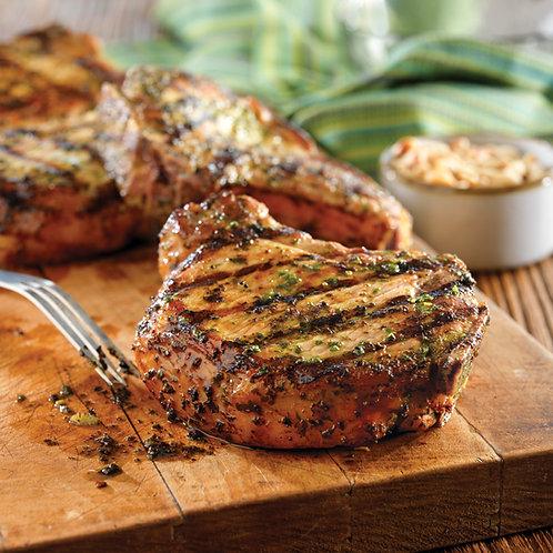 Pork Chops, 1 pound, bone-in, thick cut