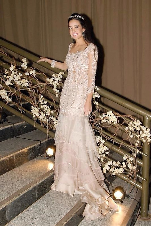 Portfólio vestidos de debutantes