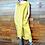 Thumbnail: Vestido solto amarelo Virginia Cool