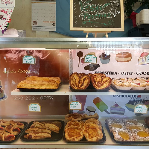 ASSORTED PASTRIES  AND DESSERTS