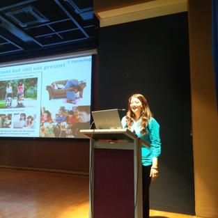Parenting and Technology - A Parenting session for Dhirubhai Ambani International School, Mumbai