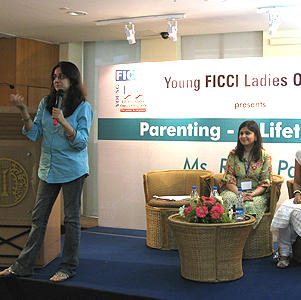 Parenting Workshop for YFLO Kolkatta