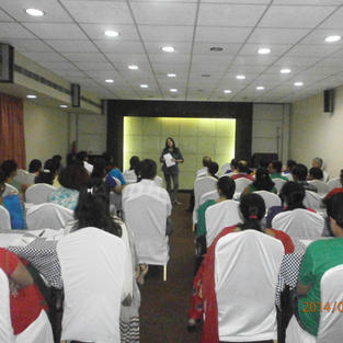 Parenting Workshop with Adani Group, Surat