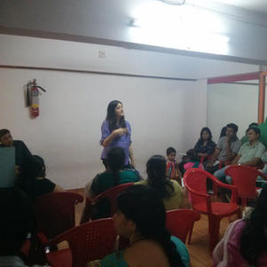 Parenting Workshop for Eurokids, Palm Beach, Mumbai