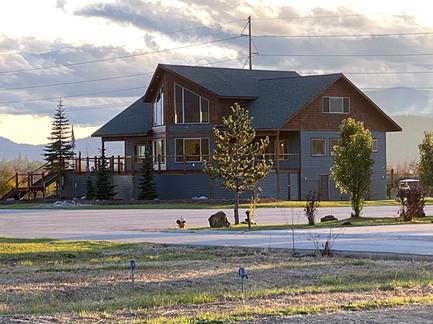 Eagle's Landing Lodge