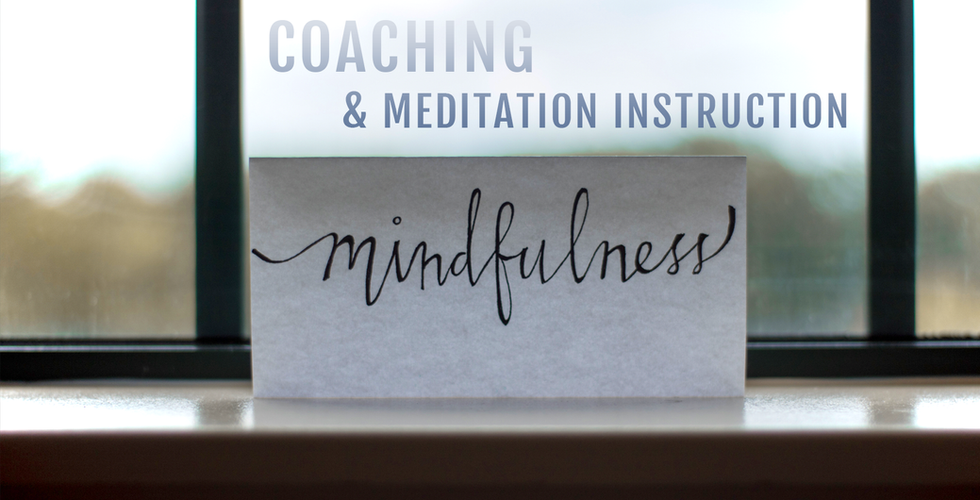 Mindfulness Coaching in Rhode Island