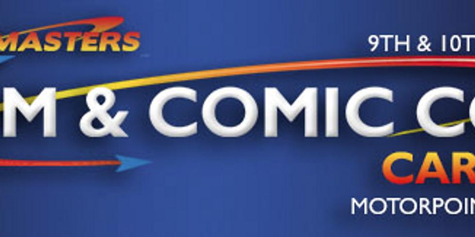 Cardiff Film & Comic Con - March 2019