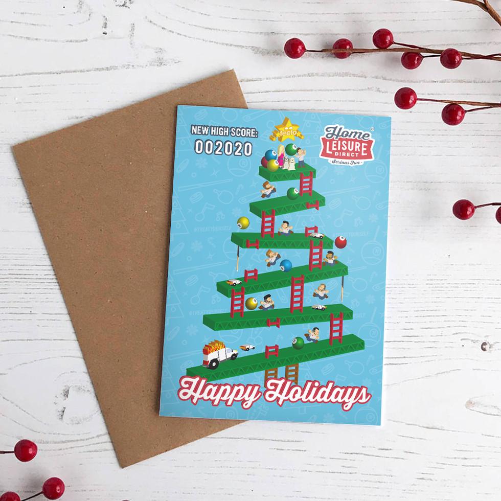 Christmas Card Promo Shot