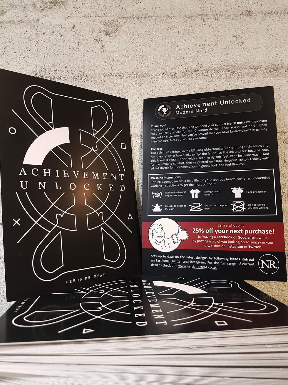 Product Inserts -Free Poster