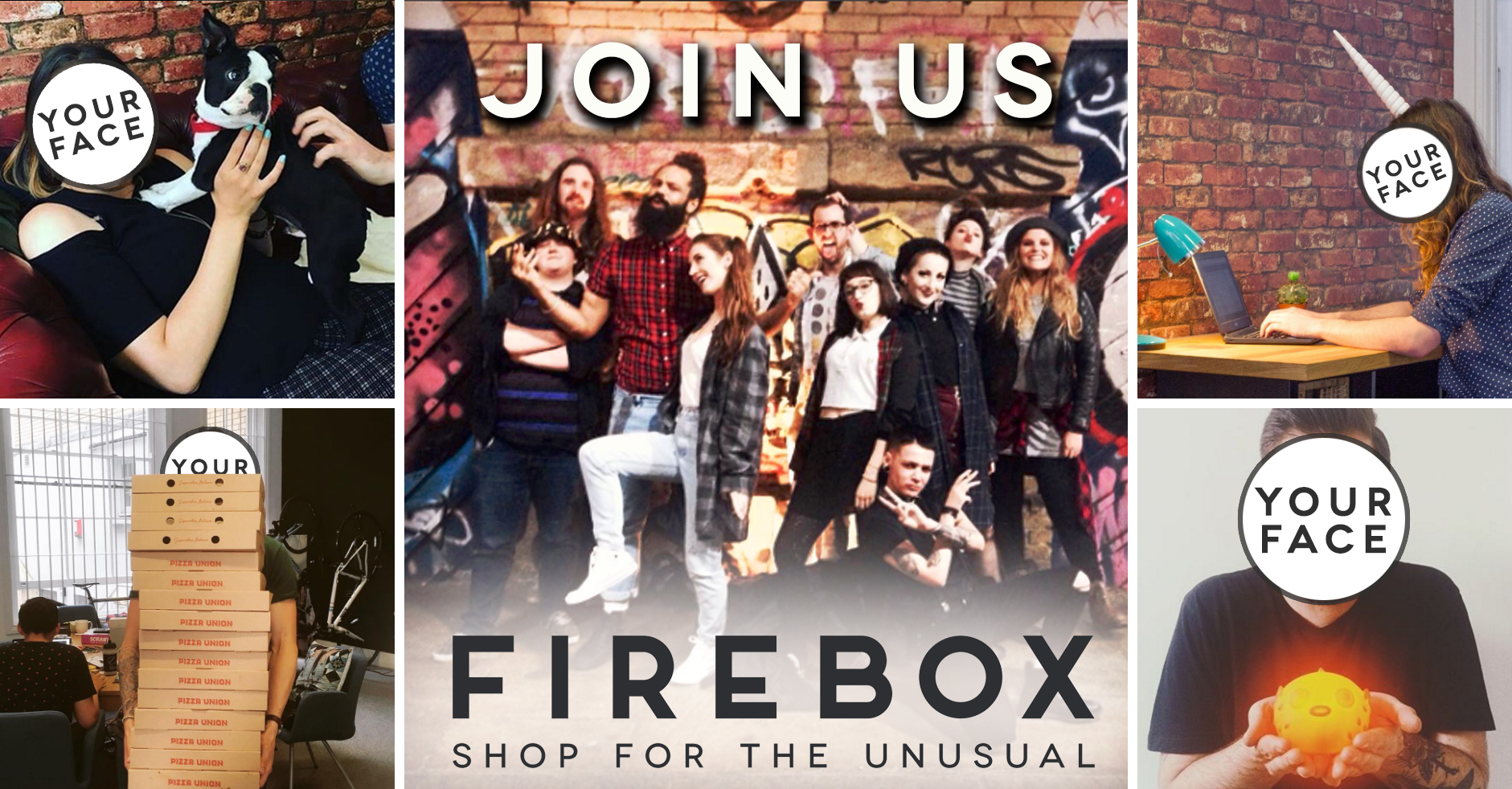 Firebox Recruiting Ad
