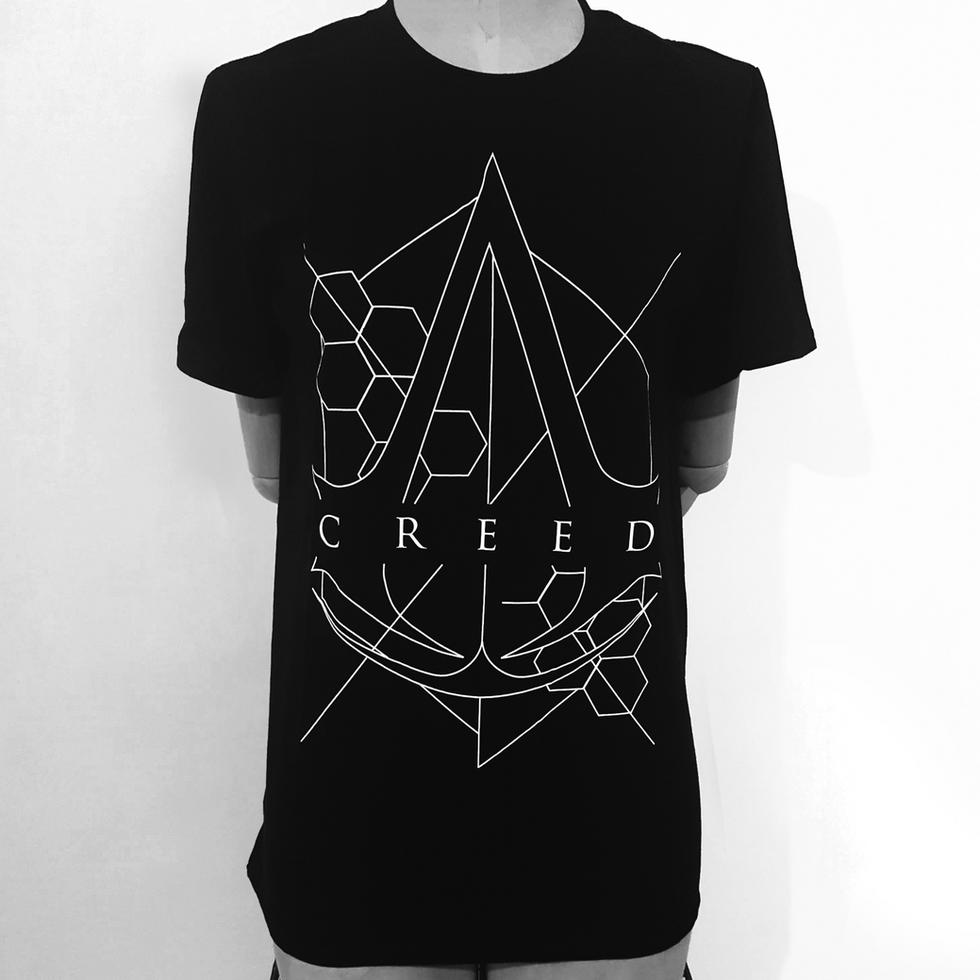 Assassin's Creed Inspired Geometric T-Shirt