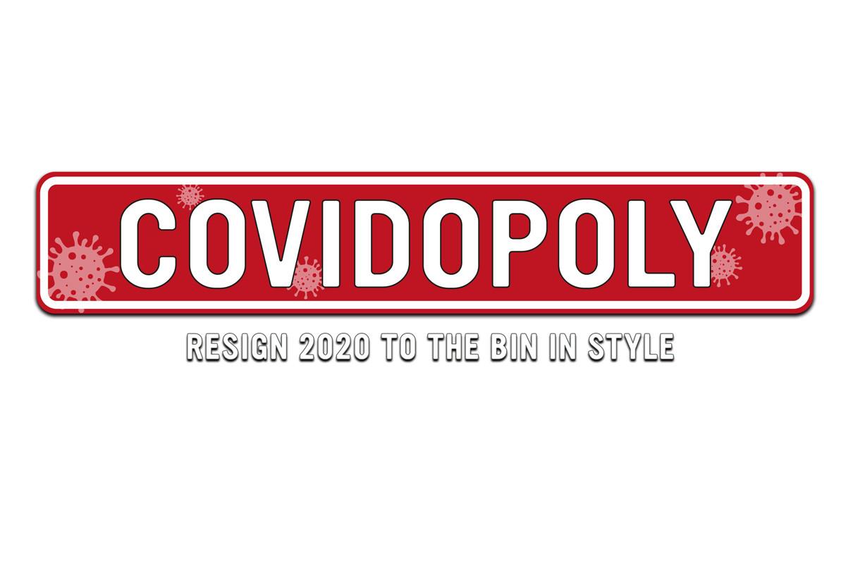 Covidopoly Logo