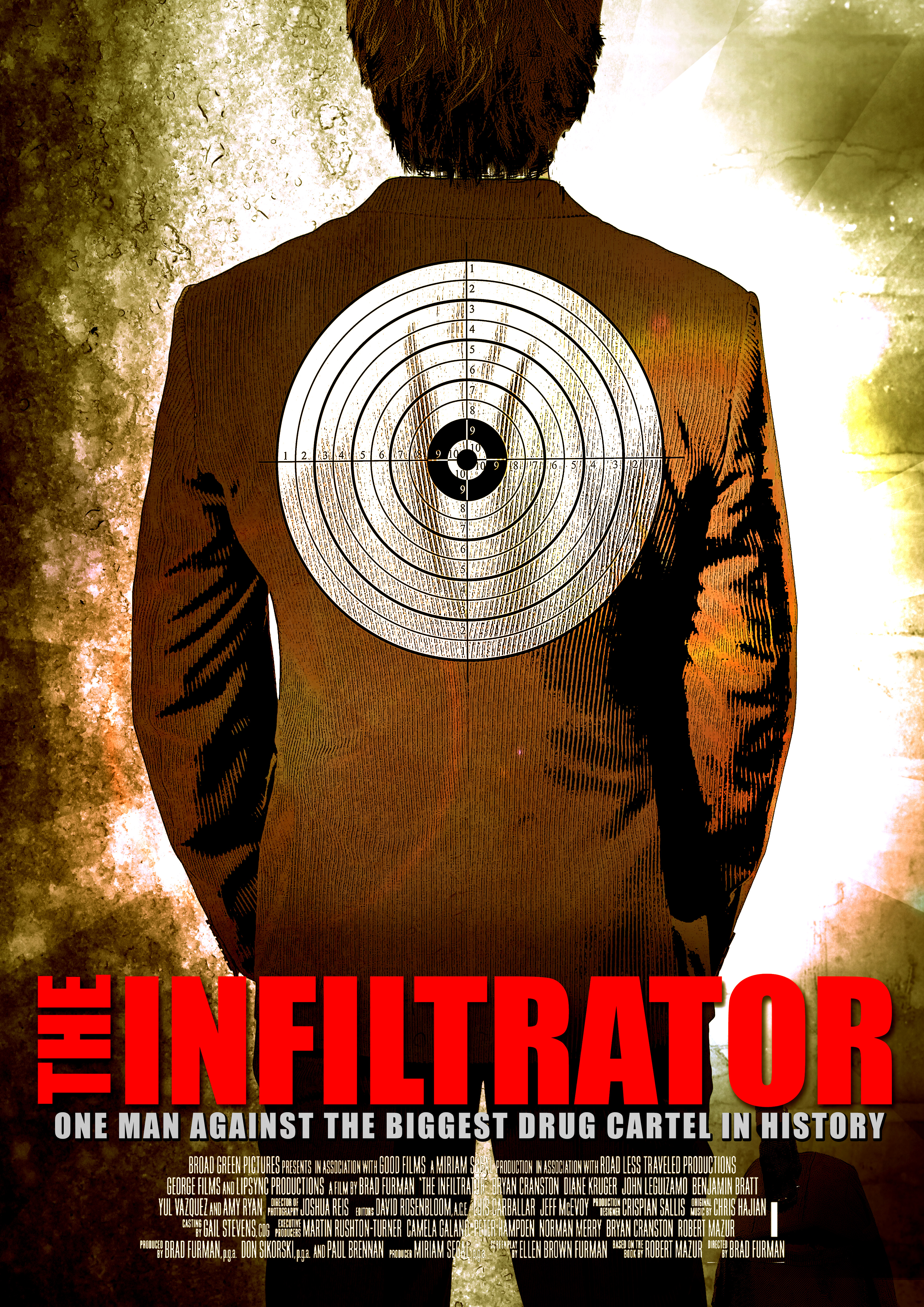 Infiltrator Poster