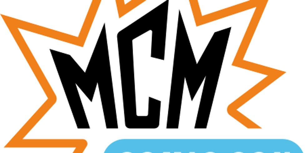 Birmingham MCM Expo March 2019