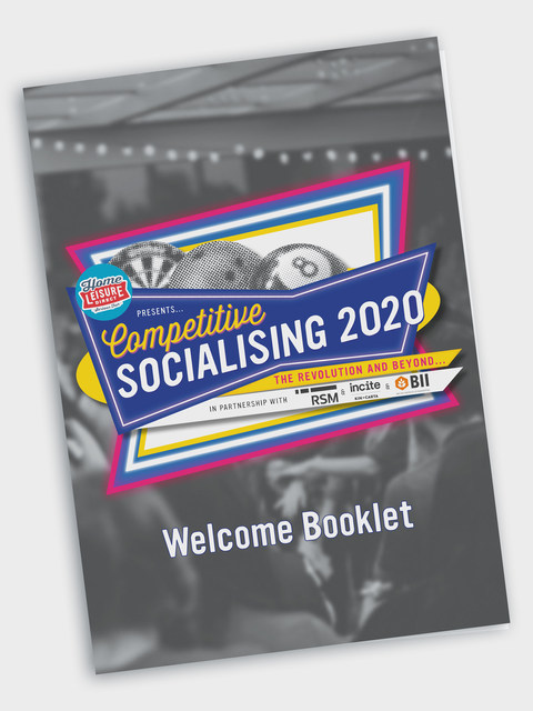 Competitive Socialising 2020 - Commercial Event