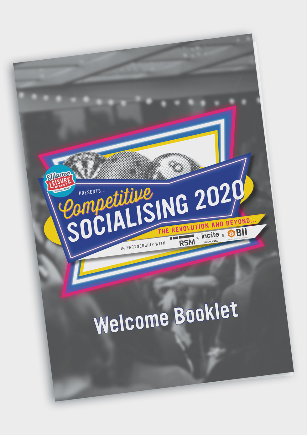 Competitive Socialising Welcome Booklet