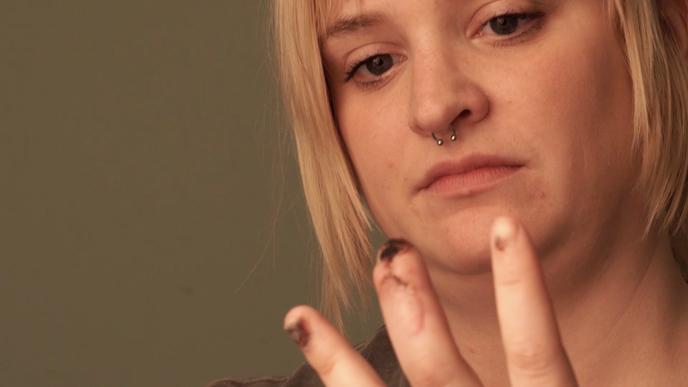 Hands short film still