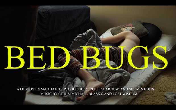 Bed Bugs short film still