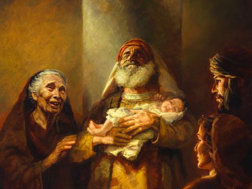 Maria, je zult Hem de naam Jezus geven