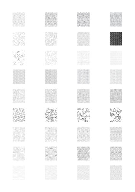 Two Dimensional Swatches