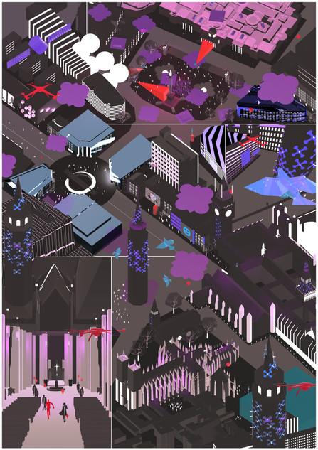 Urban Collage 2