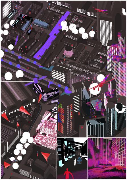 Urban Collage 1
