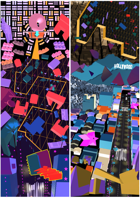 Gameplay Collage