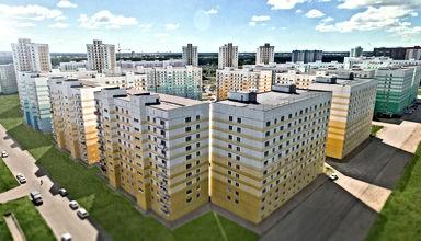 Натяжные потолки Новосибирск Жилой комплекс Акварельный