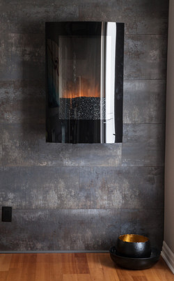 Fireplace and Tile Renovation
