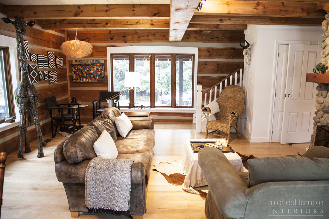Caledon Log House