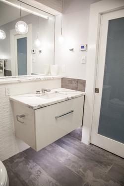 Condo Bathroom Interior Design