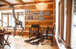 Caledon Log Home
